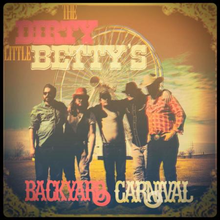 Backyard Carnival   CD  /  DIGITAL