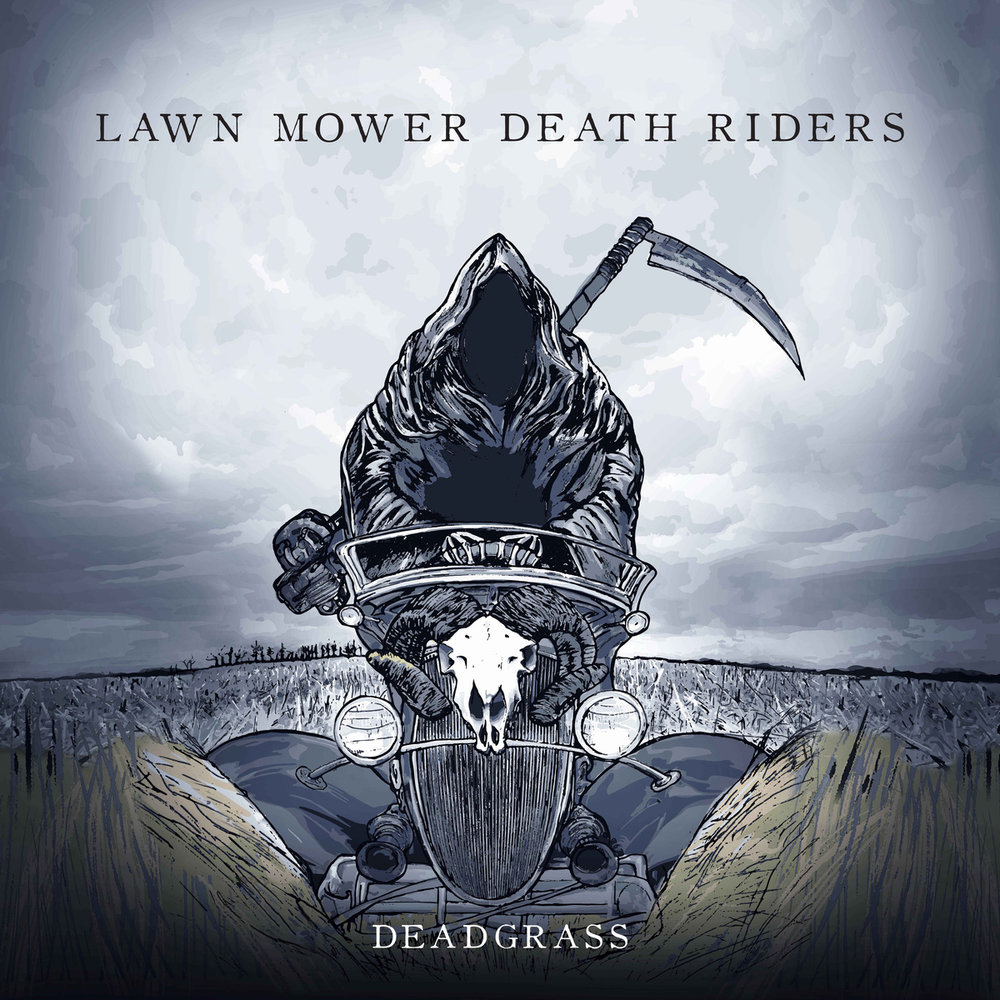 Deadgrass   CD  /  DIGITAL