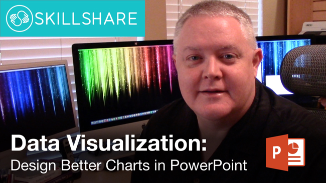 Data Visualization Charts in PowerPoint course on Skillshare