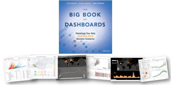 The Big Book of Dashboards Giveaway