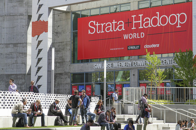 Strata + Hadoop World Discount & Giveaway