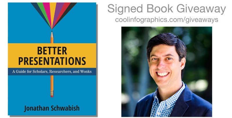 Better Presentations by Jon Schwabish: Interview & Giveaway
