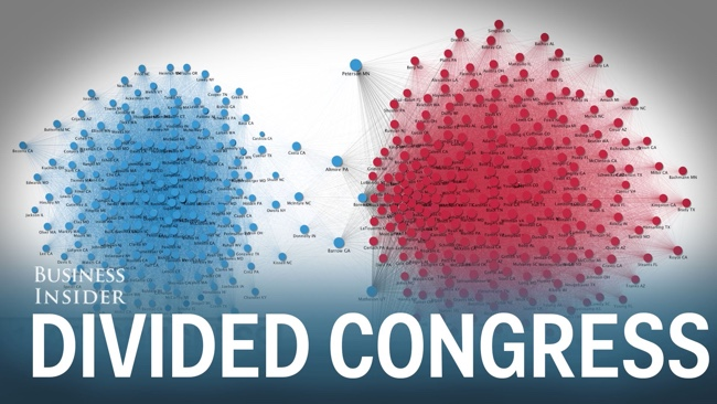 A House Divided: The Rise of Political Partisanship