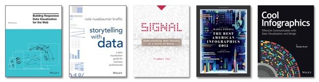 DataViz Gift Guide 2015: Books