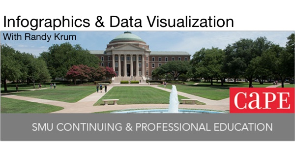 DataViz & Infographics Fall Course at SMU CAPE