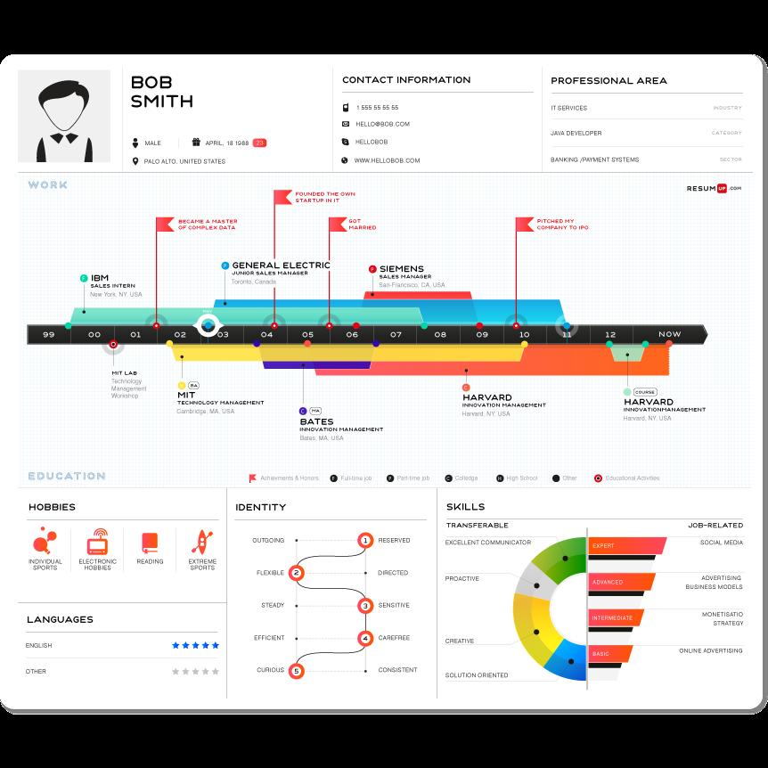 Infographic Resumes -