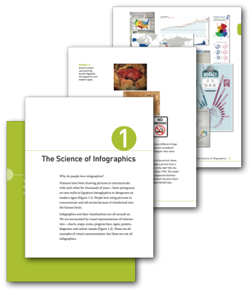 Download A Free Sample Chapter from the Cool Infographics Book #coolinfobook