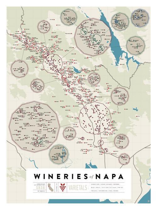 Wineries of Napa