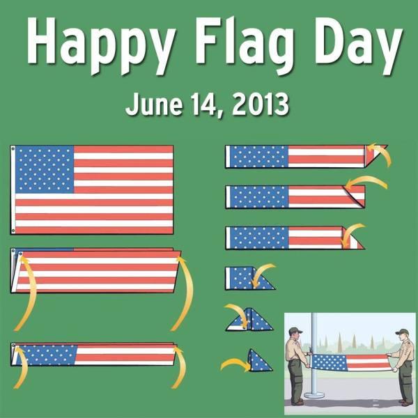 How to Fold the U.S. Flag