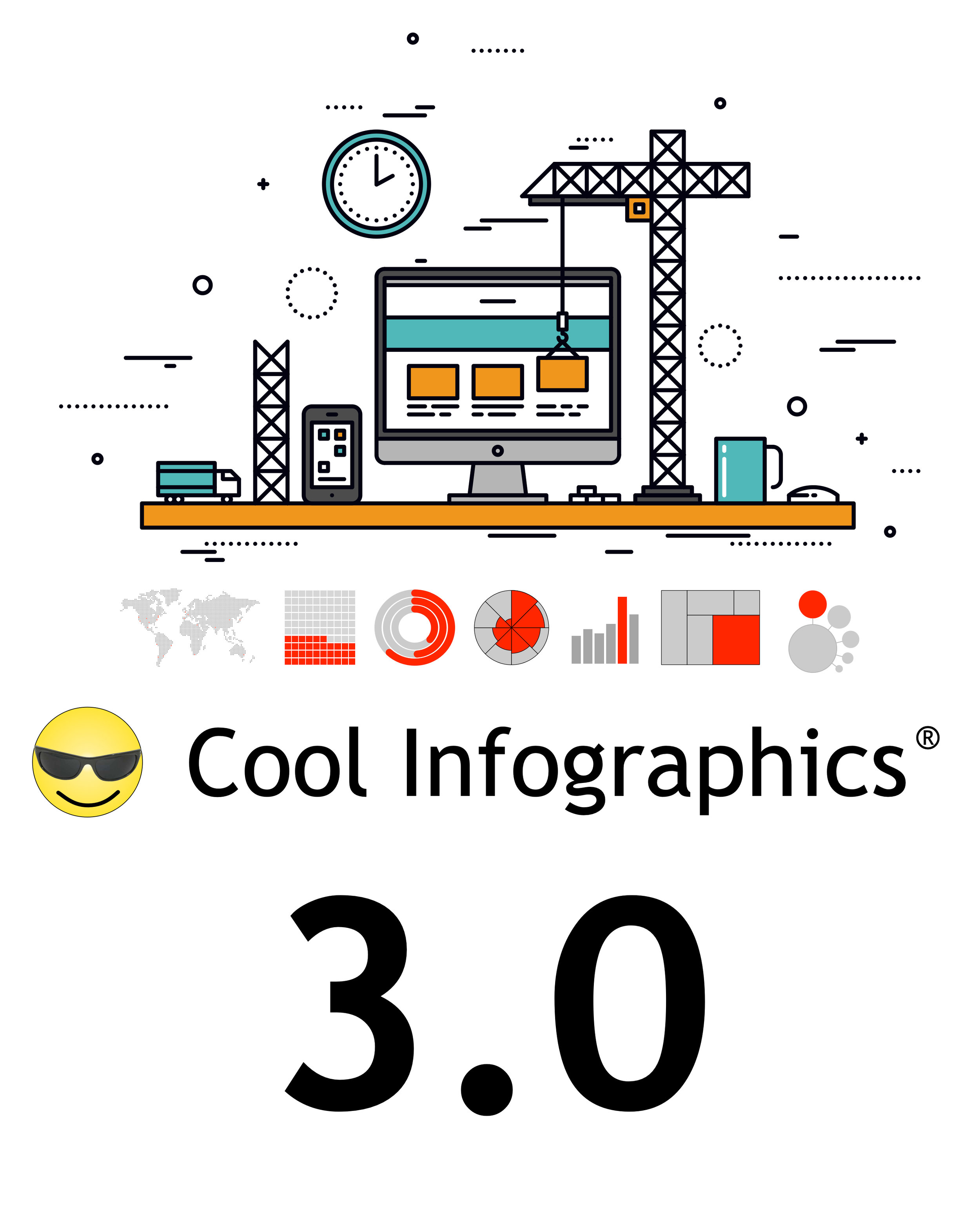 Welcome to Cool Infographics 3.0!