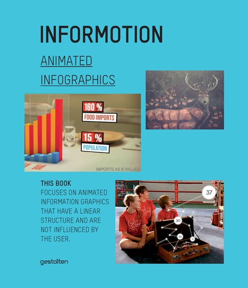 Informotion: Animated Infographics - Interview & Book Giveaway