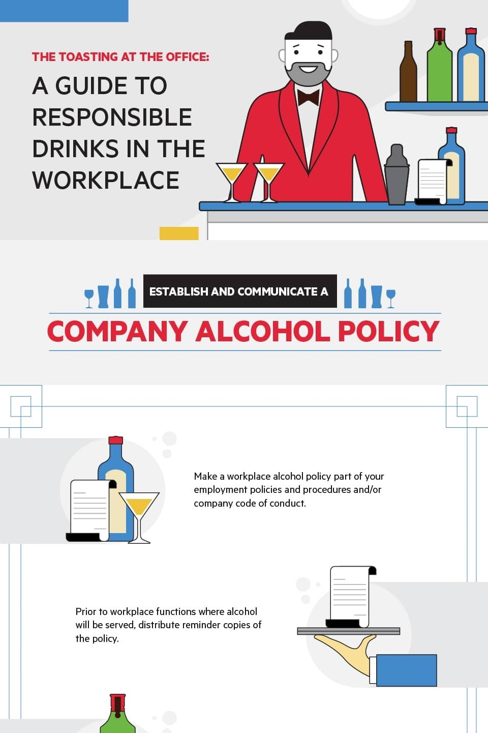 A Guide to Responsible Drinks in the Workplace