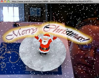Augmented Reality Christmas Card 2020 Send your own Augmented Reality Christmas Cards! — Cool Infographics