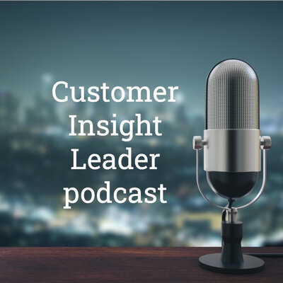Randy Krum interviewed on the Customer Insight Leader podcast — Cool Infographics