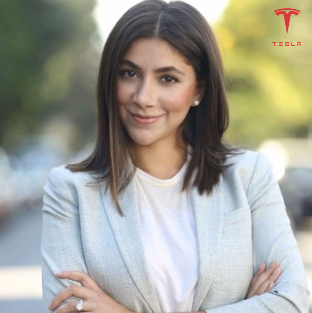 Maira A. MalikProduct Manager at Tesla -