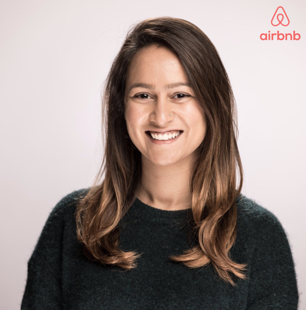 Fatima HusainProduct Manager at Airbnb -