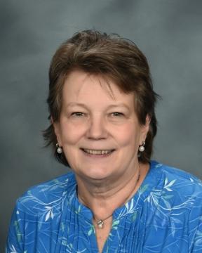 Raija Antonow  School Secretary