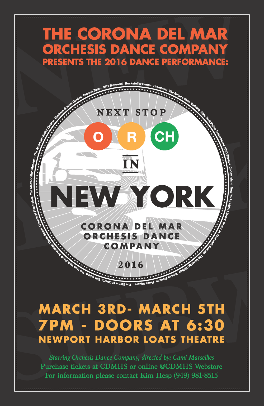 ORCH in New York (2016)