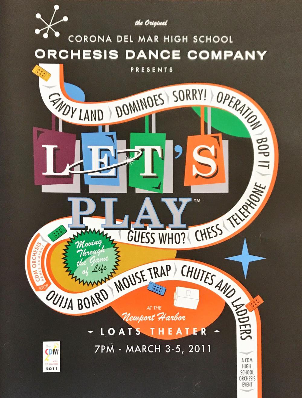 Let's Play (2011)