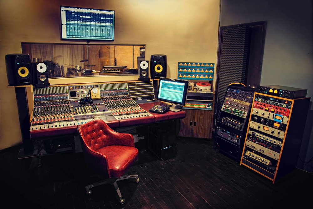 King Electric Recording - Recording studio in Austin, txkingelectricrecording.com