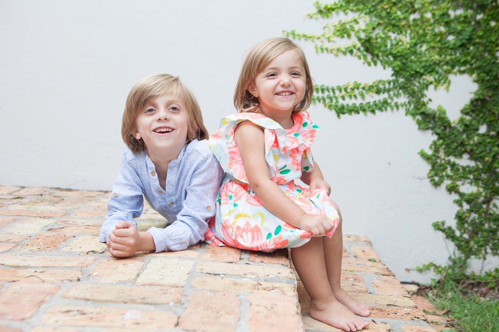 Cousins Arthur and Bea