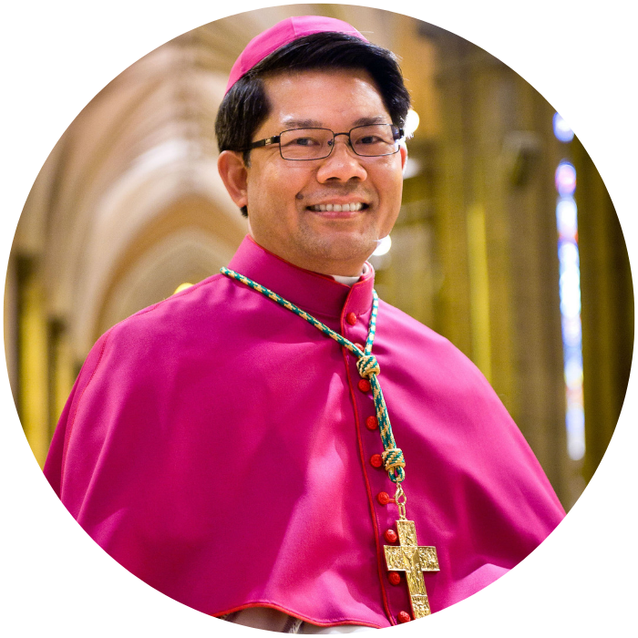 Bishop Vincent Long Nguyen - Roman Catholic Bishop, Archdiocese of Melbourne