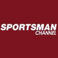 Sportsman Channel logo x upstream productions