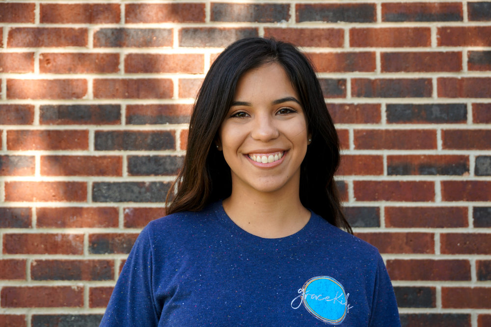 Celeste Garcia - Grace Kids Assistant