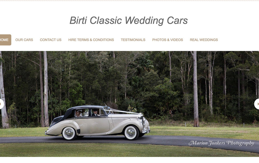 Classic Wedding Car Hire - PH: 0422 382 217 Email: classicweddingcarsqld@gmail.com