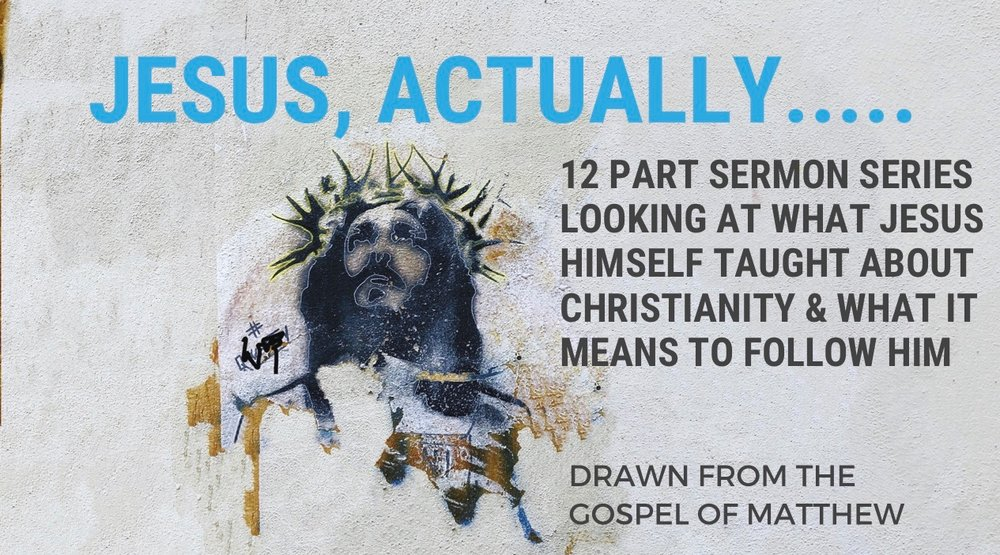 Part 1   Jesus, his Key Message. Matthew 4:12-22. What did Jesus really mean when he used the phrase 'the gospel' or 'the kingdom of God'?