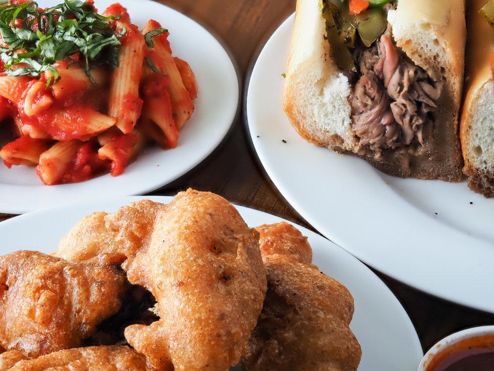 tenders italian beef mostaccioli.jpg