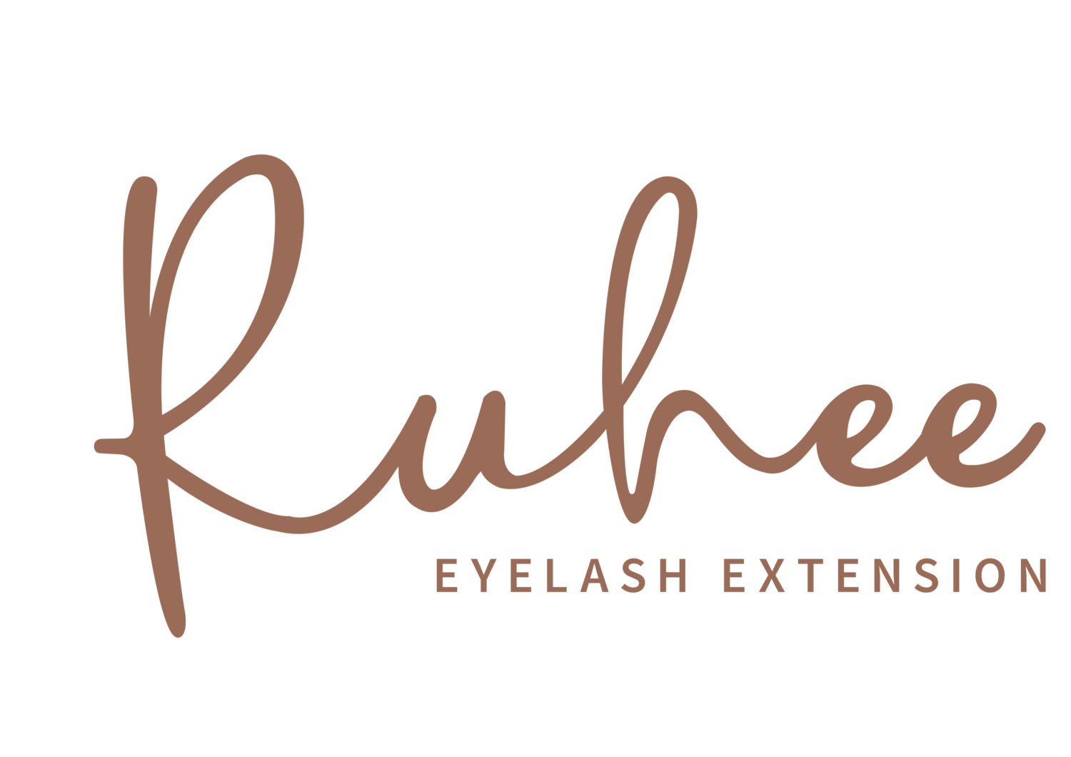 Ruhee Eyelash Extension
