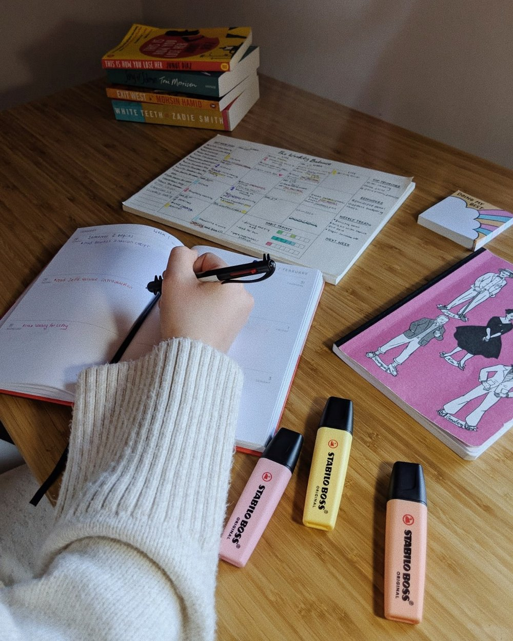 How to Become More Organised as A Student | 5 Tips That Will Make Your Life Easier9.JPG