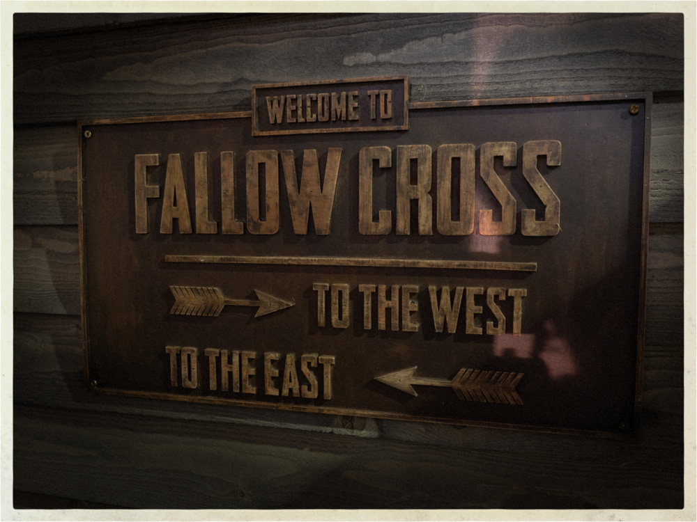 Welcome to Fallow Cross.