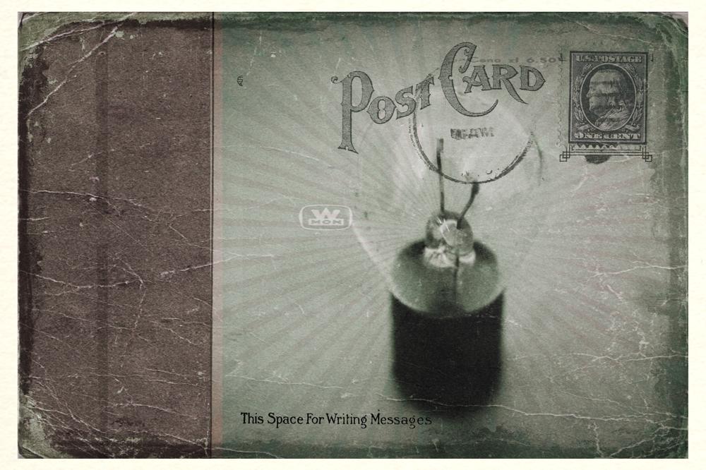 Postcard 04: Ideas