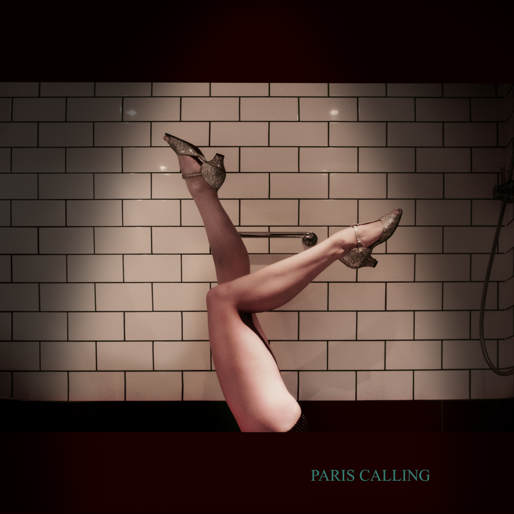Paris Calling - photo by Lizzie Oxby