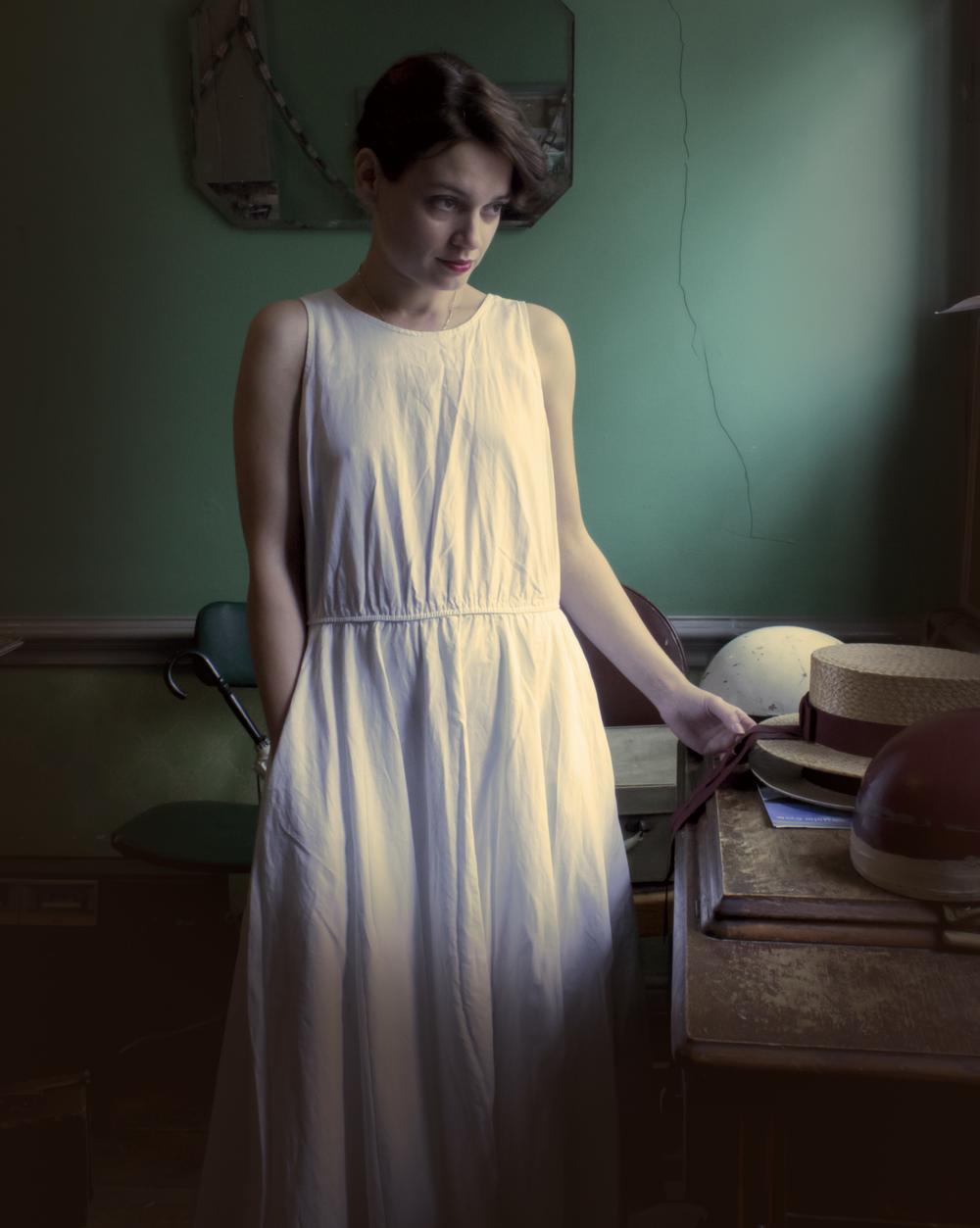 Portraits - photo by Lizzie Oxby