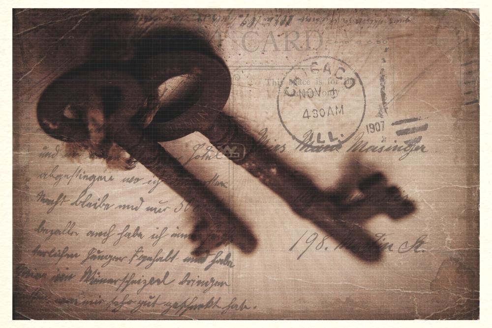 Postcard 05: Home