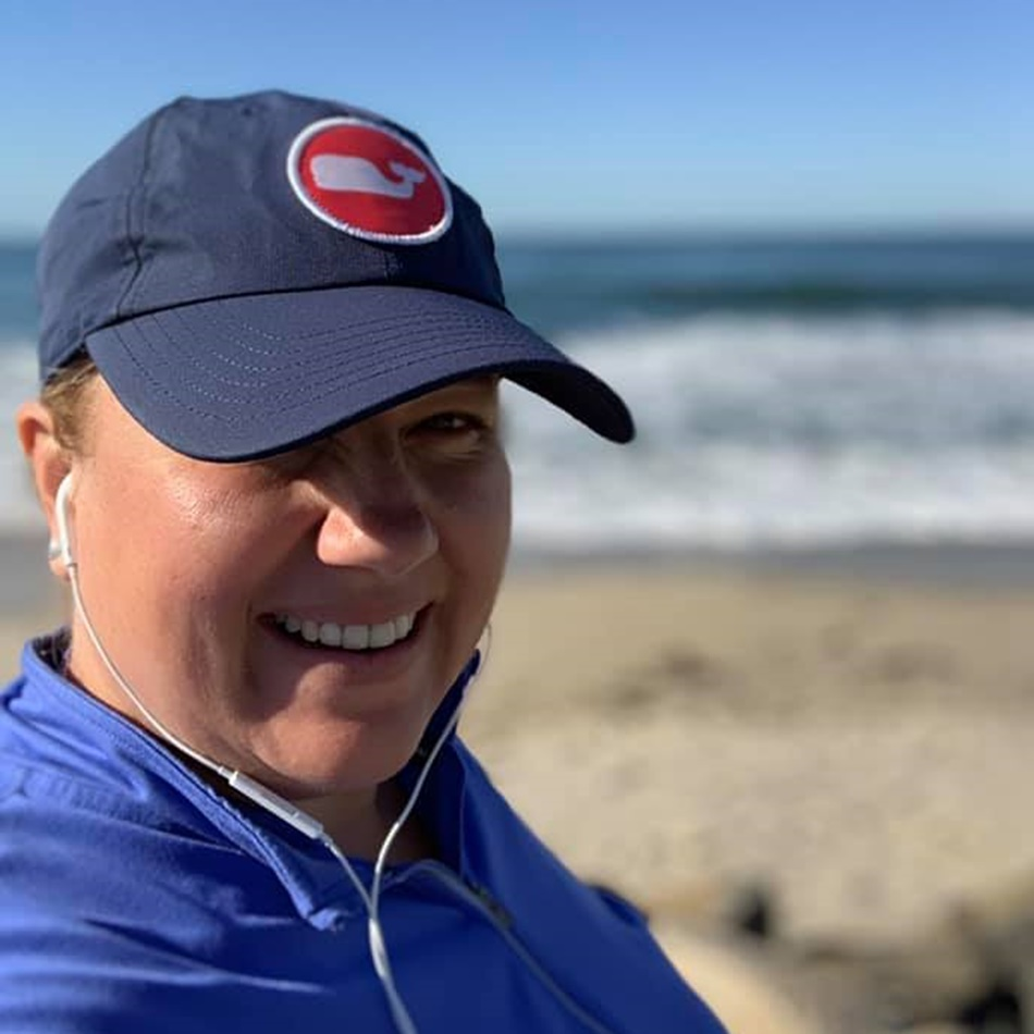 I live super close to the beach but don't take enough time to enjoy the beauty of it. Walking every day means that I have every reason to take the time to make myself better and enjoy the wonders around me!    -Erika in CA
