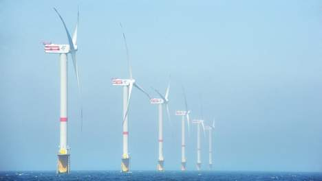 Carbon impact of an offshore windfarm (C-power) — Futureproofed