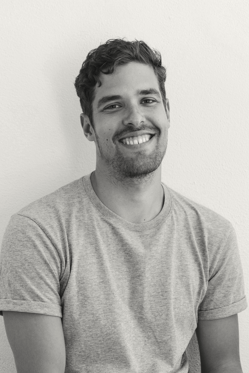 James Badenhorst  (Digital Marketeer)  BA Brand & Mgt, Vega  6 years' experience in brand building and start-ups