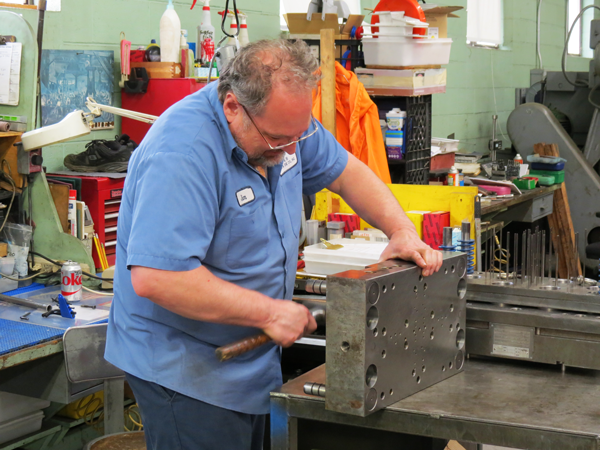 Mold Repair & Maintenance -