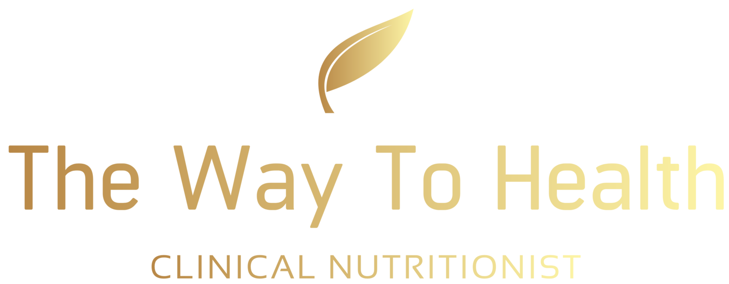 The Way to Health - Susan Jones - Mobile Nutritionist - Douglas Park