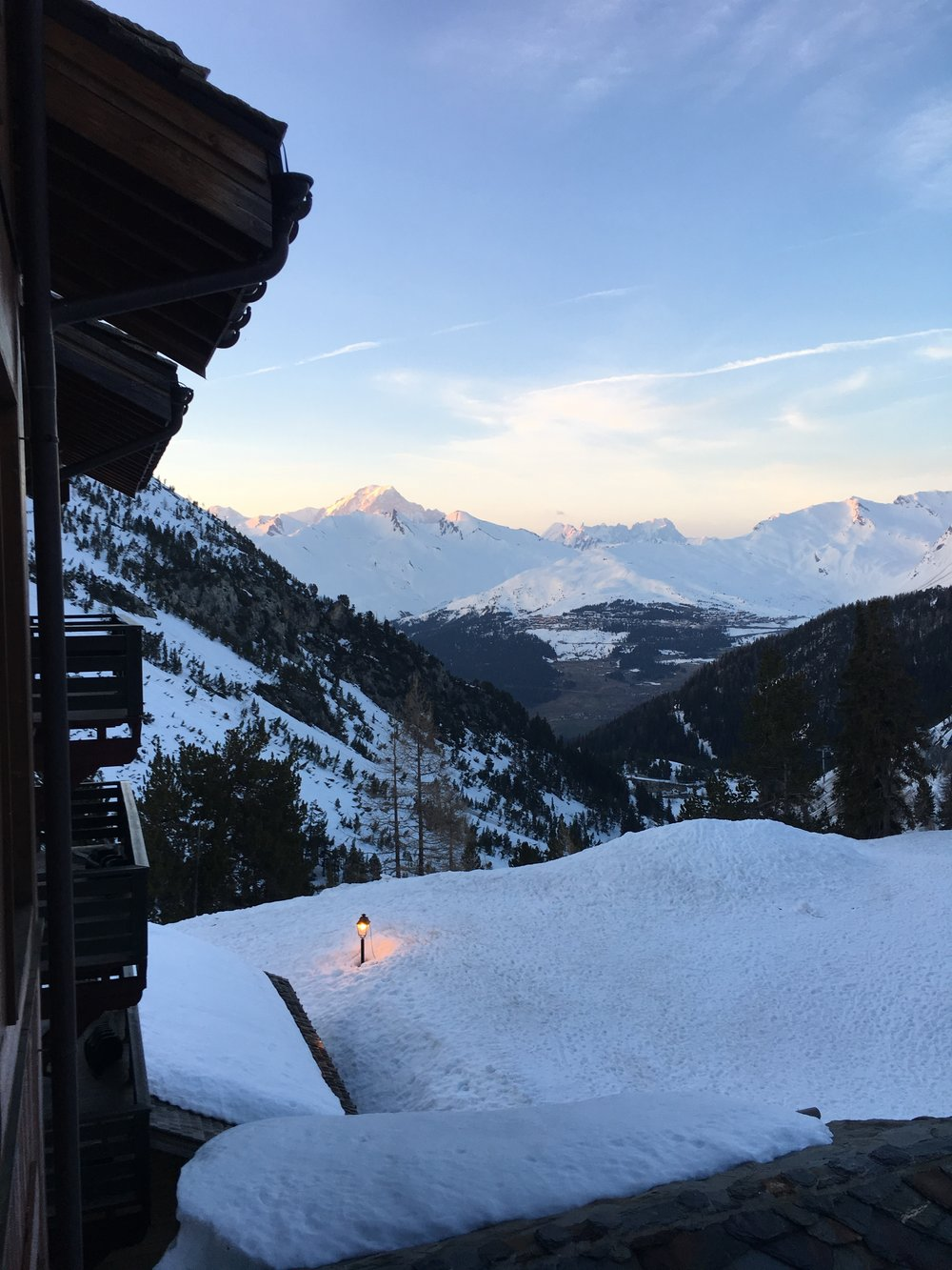 view from balcony beautiful landscape snow alps skiing arc 1950 three vallys.jpg
