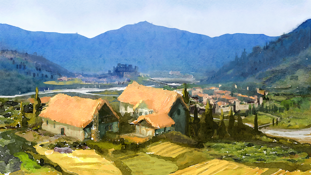 Landscape Painting - Founding a Medieval Kingdom.png