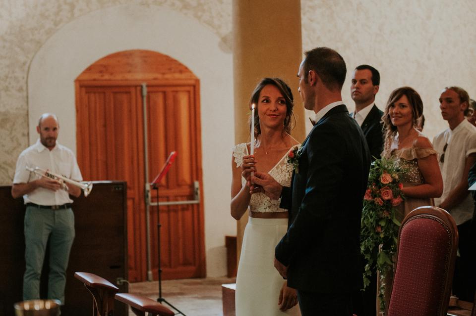 Mariage Clara et Alexandre au Fort de la Bastille