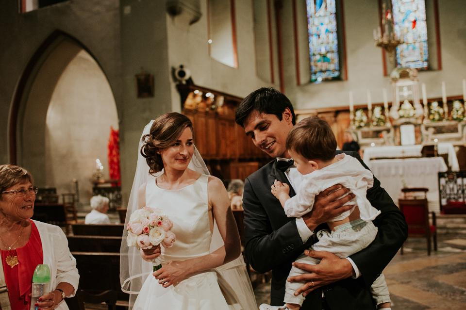Mariage Léa et Ivan, Eglise Notre Dame, Grenoble