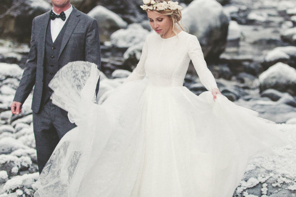 Mariage Alice et Nicolas à l'Alpe d'Huez