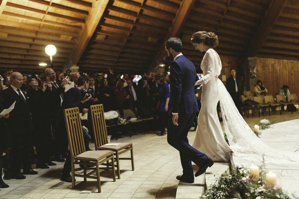 Mariage Mathilde et Guillaume au Chamois d'or à L'Alpe D'huez