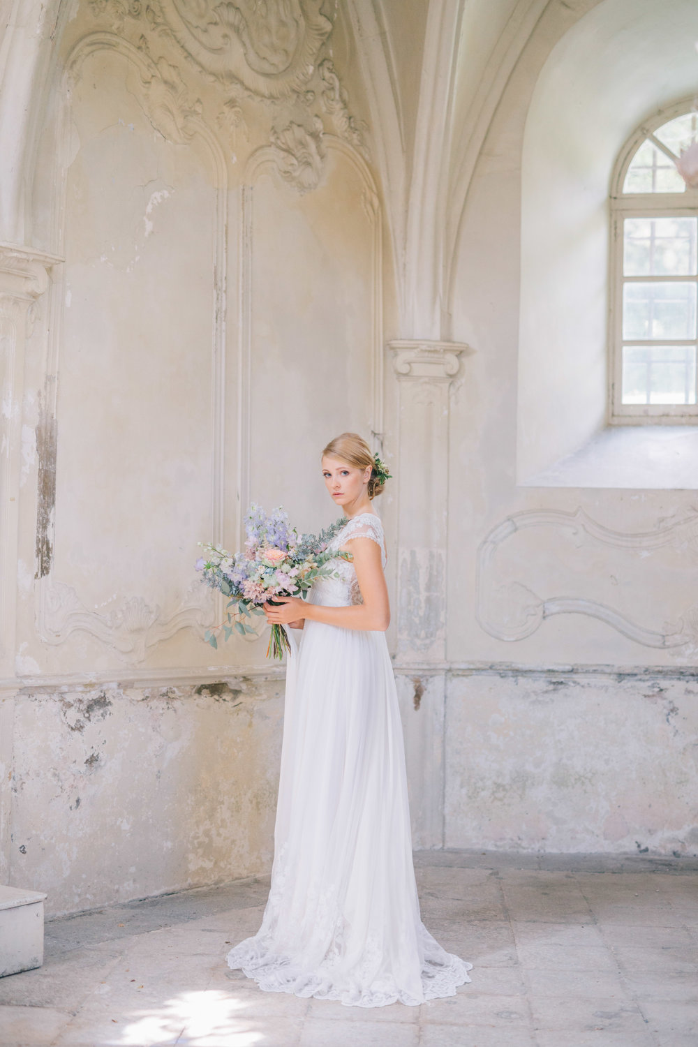 Shooting Collection Mademoiselle Rêve mariage